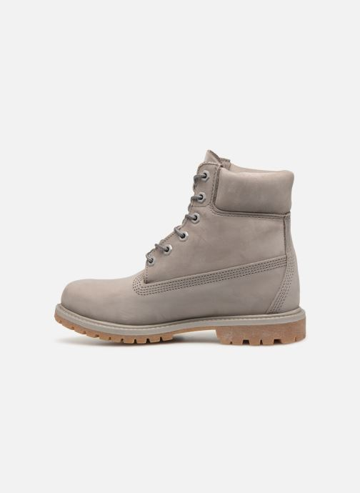 Bottines et boots Timberland 6 in premium boot w Gris vue face