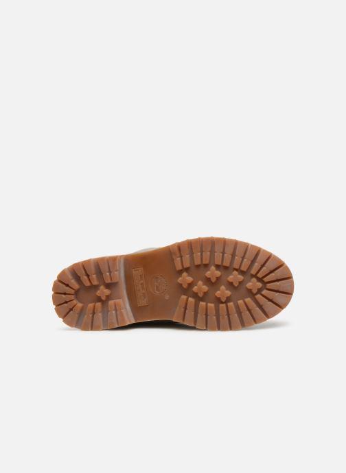 Stivaletti e tronchetti Timberland 6 in premium boot w Grigio immagine dall'alto
