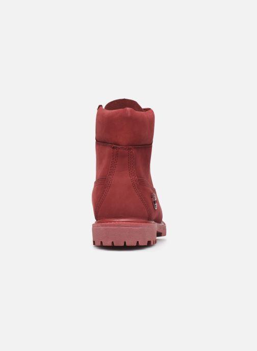Stiefeletten & Boots Timberland 6 in premium boot w weinrot ansicht von rechts