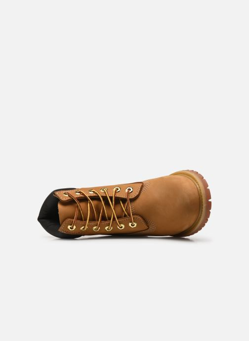 Ankle boots Timberland 6 in premium boot w Yellow view from the left