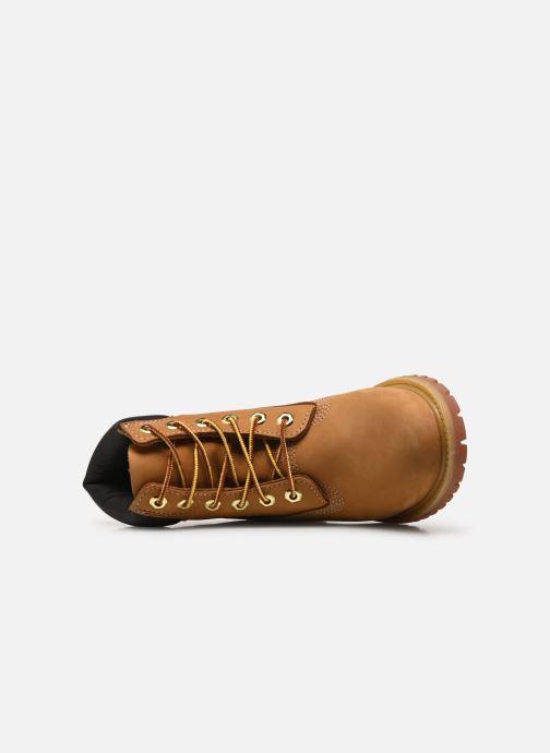 Bottines et boots Timberland 6 in premium boot w Jaune vue gauche