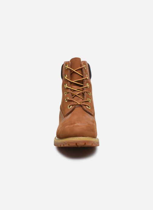 Stiefeletten & Boots Timberland 6 in premium boot w braun schuhe getragen