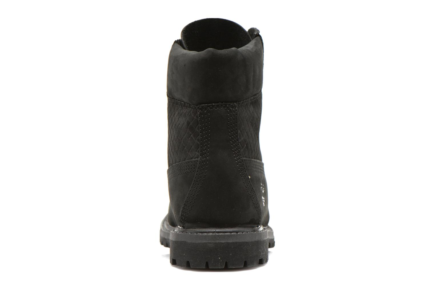 Ankle boots Timberland 6 in premium boot w Black view from the right