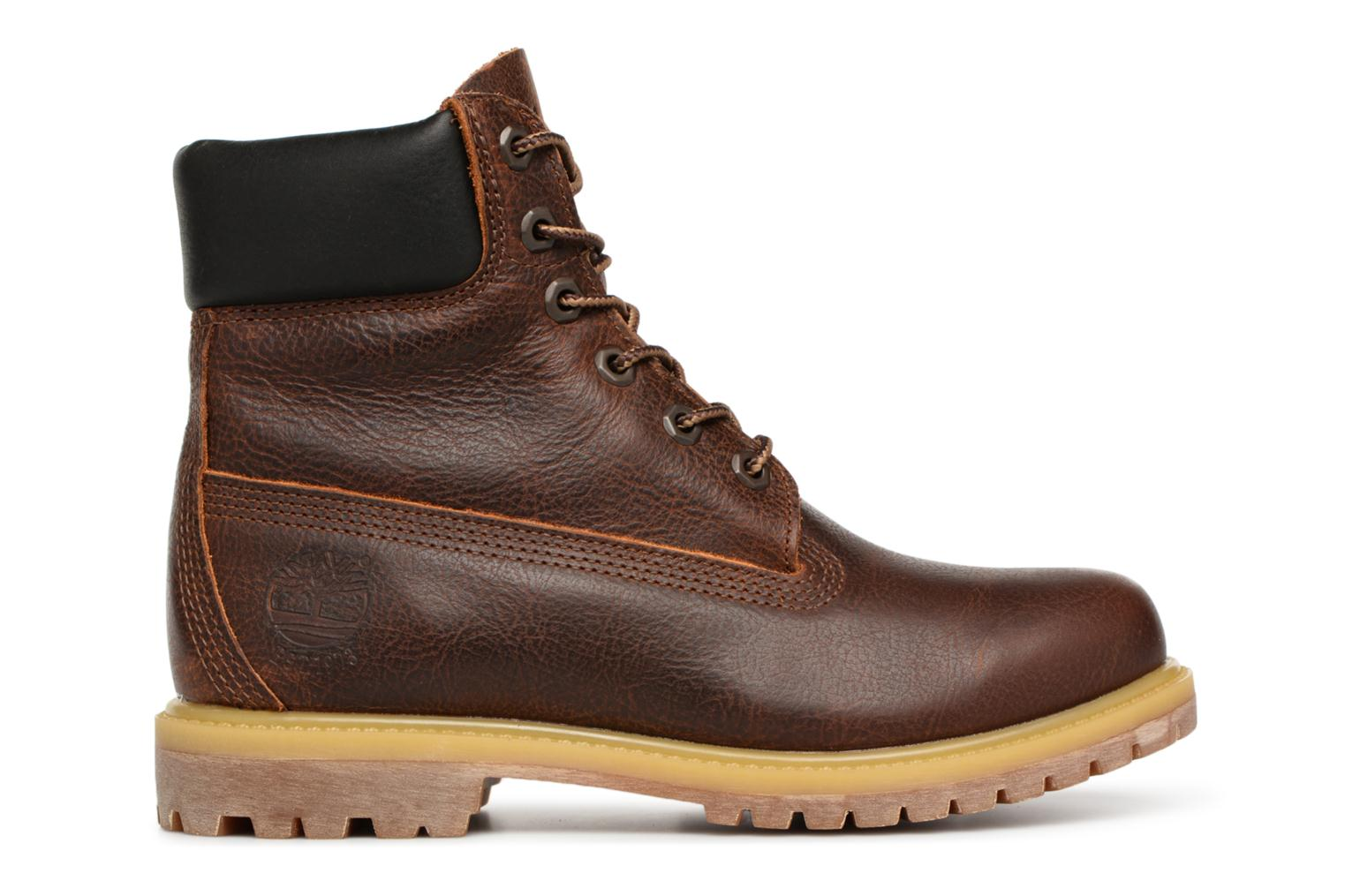 Bottines et boots Timberland 6 in premium boot w Marron vue derrière