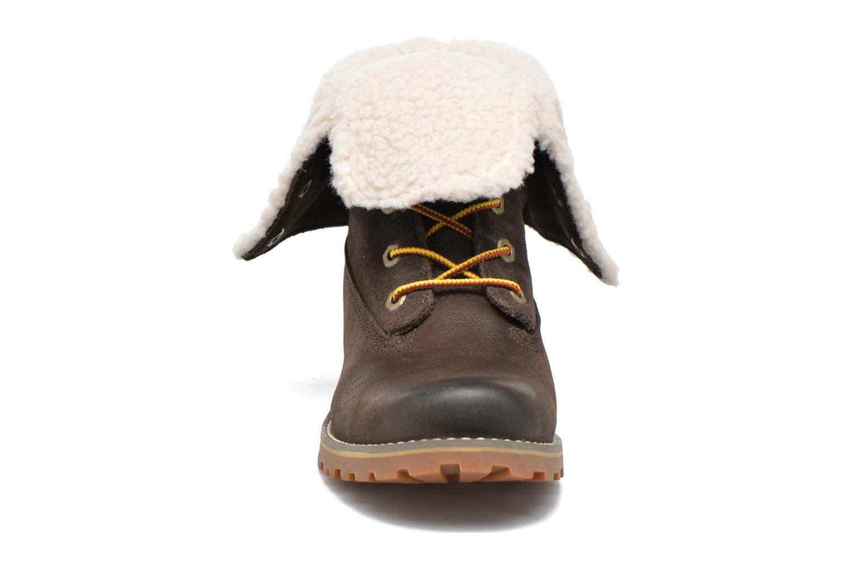 Stiefeletten & Boots Timberland 6 In Waterproof Shearling Boot grün schuhe getragen