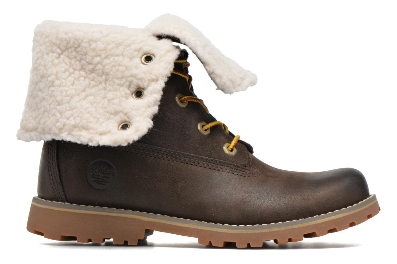 Stiefeletten & Boots Timberland 6 In Waterproof Shearling Boot grün ansicht von hinten