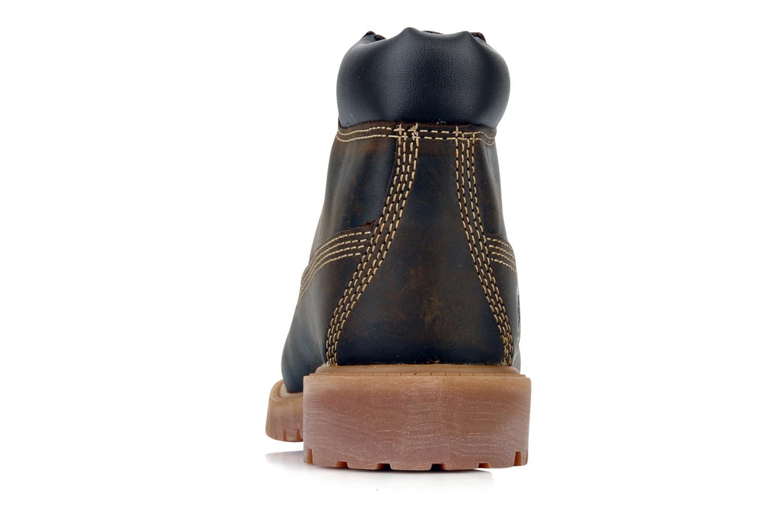 Bottines et boots Timberland 6 In Waterproof Boot Marron vue droite