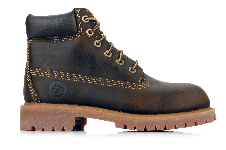 Bottines et boots Timberland 6 In Waterproof Boot Marron vue derrière