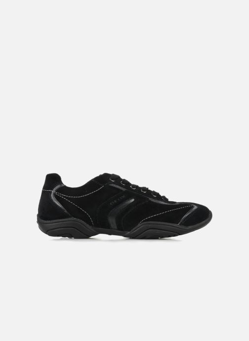 Sneaker Geox D ARROW D1320F schwarz ansicht von hinten