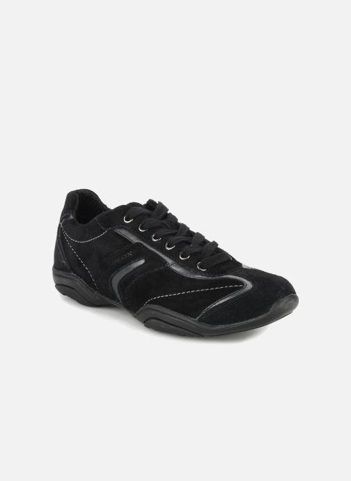 Sneaker Geox D ARROW D1320F schwarz detaillierte ansicht/modell