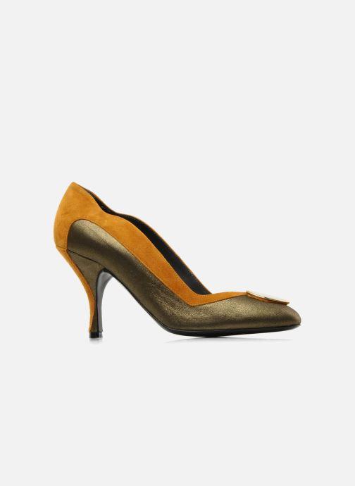 Zapatos de tacón Amelie Pichard Isabella r Marrón vistra trasera