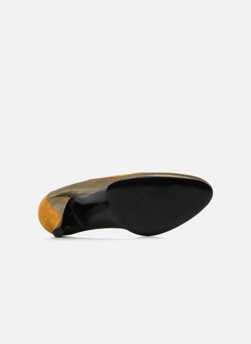 Zapatos de tacón Amelie Pichard Isabella r Marrón vista de arriba