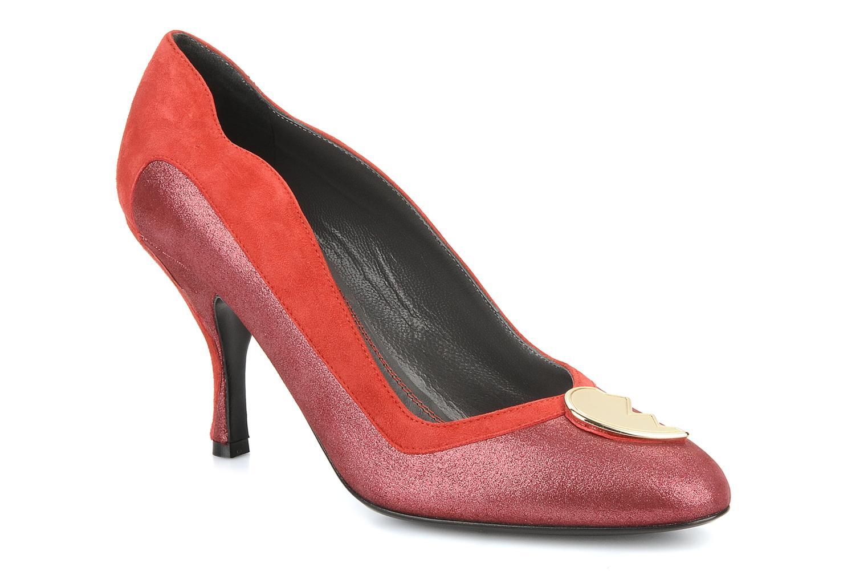 Amelie Pichard Isabella r (Rouge) - Escarpins en Más cómodo Chaussures femme pas cher homme et femme
