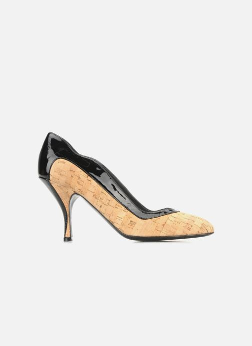 High heels Amelie Pichard Audrey Black back view
