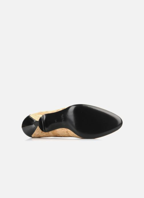 High heels Amelie Pichard Audrey Black view from above