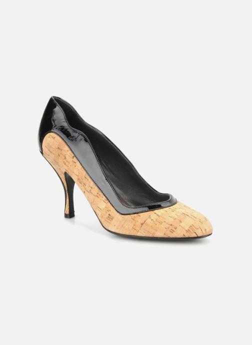 High heels Amelie Pichard Audrey Black detailed view/ Pair view