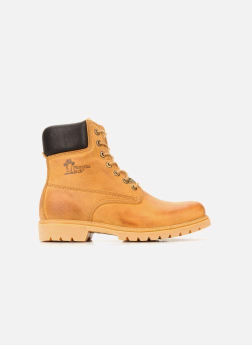 Bottines et boots Panama Jack Panama 03 Jaune vue derrière