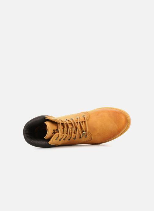 Bottines et boots Panama Jack Panama 03 Jaune vue gauche