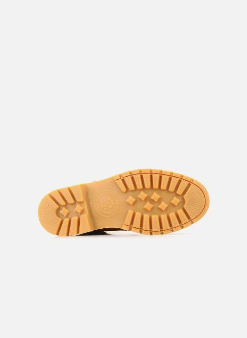 Bottines et boots Panama Jack Panama 03 Jaune vue haut