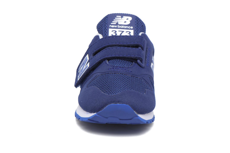 Baskets New Balance Ka373 Bleu vue portées chaussures