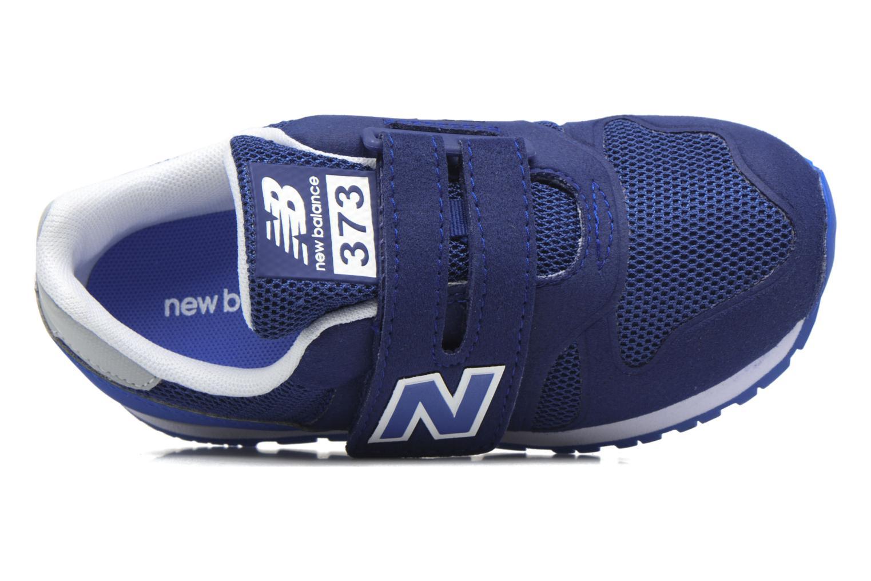 Baskets New Balance Ka373 Bleu vue gauche
