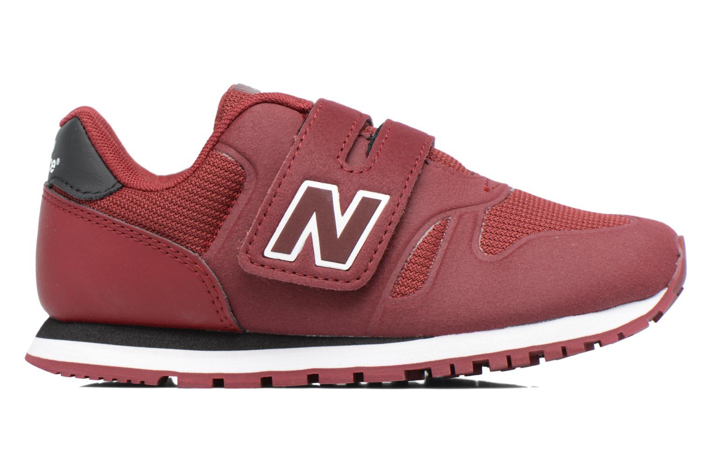 Sneakers New Balance Ka373 Bordò immagine posteriore