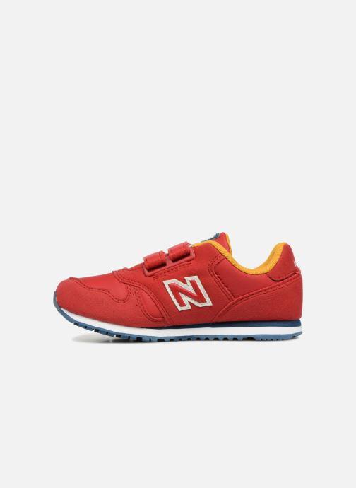 Sneakers New Balance Kv373 Rood voorkant