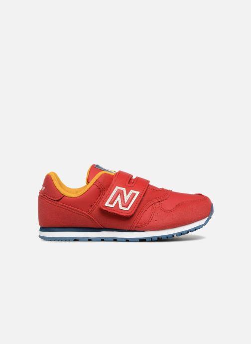 Sneakers New Balance Kv373 Rood achterkant
