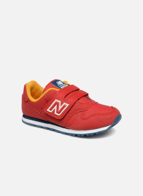 Sneakers New Balance Kv373 Rood detail
