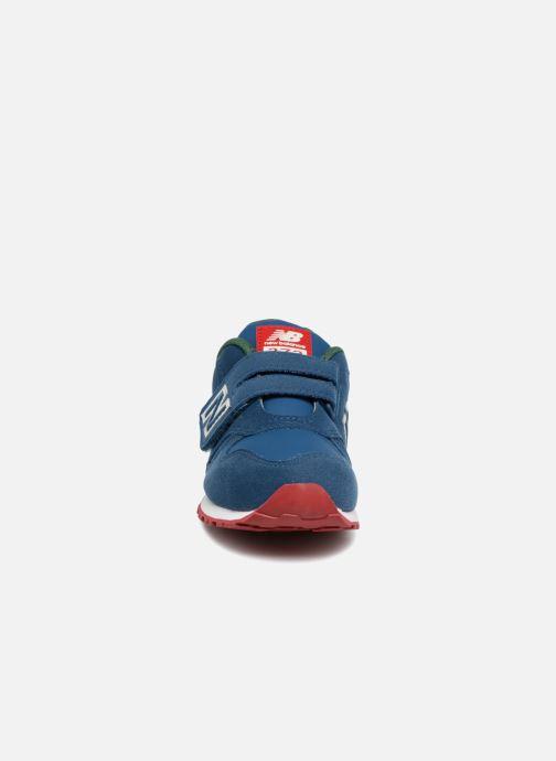Sneaker New Balance Kv373 blau schuhe getragen