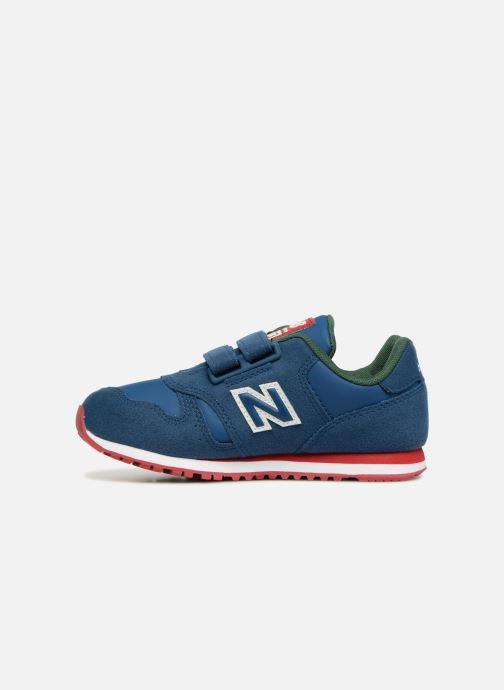 Sneaker New Balance Kv373 blau ansicht von vorne