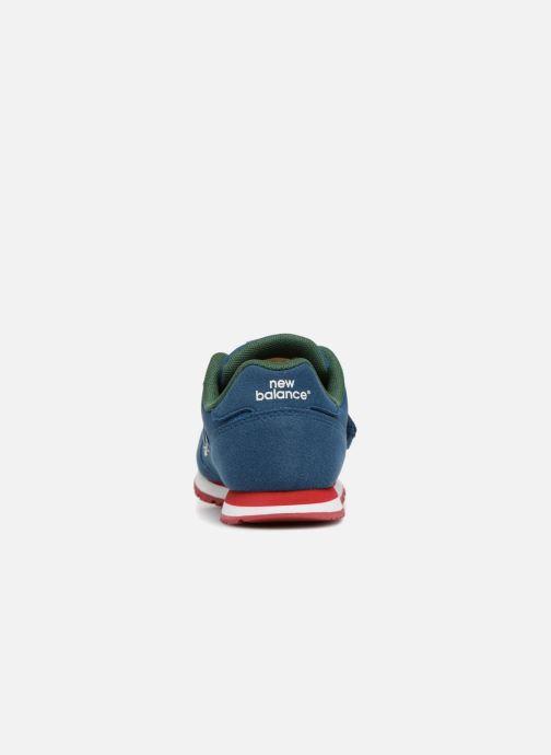 Sneaker New Balance Kv373 blau ansicht von rechts
