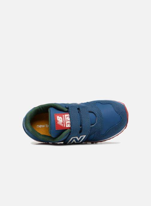 Sneakers New Balance Kv373 Blauw links