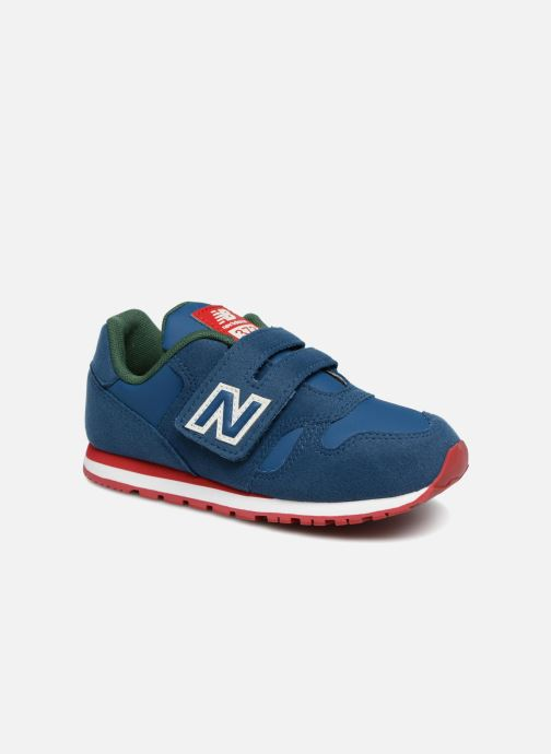 Sneakers New Balance Kv373 Blauw detail