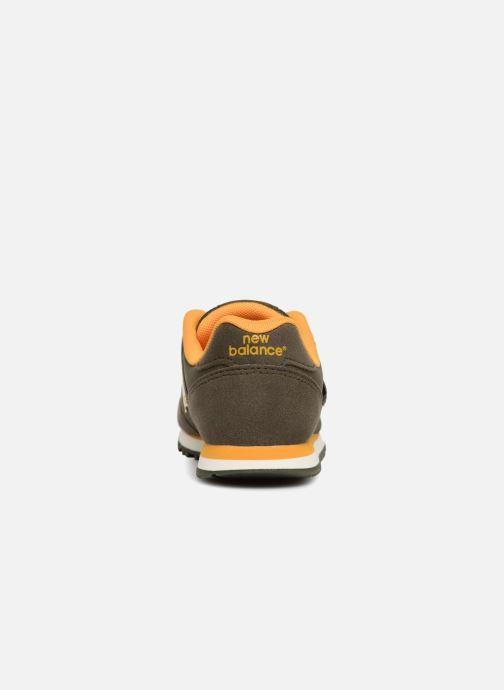 Sneakers New Balance Kv373 Groen rechts