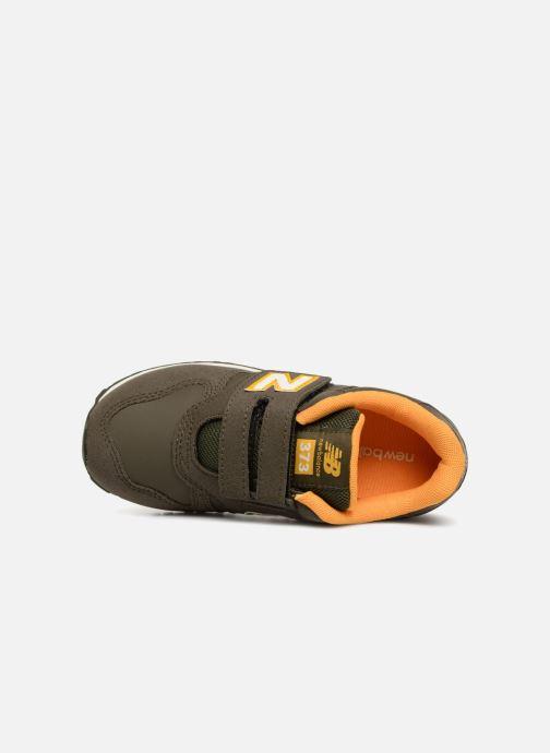 Sneakers New Balance Kv373 Groen links