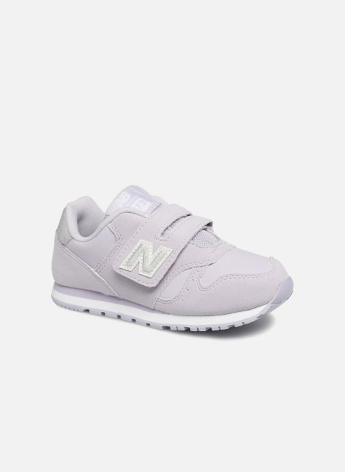 Baskets New Balance Kv373 Rose vue détail/paire
