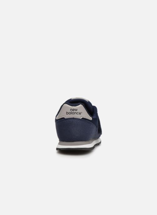 Trainers New Balance Kv373 Blue view from the right