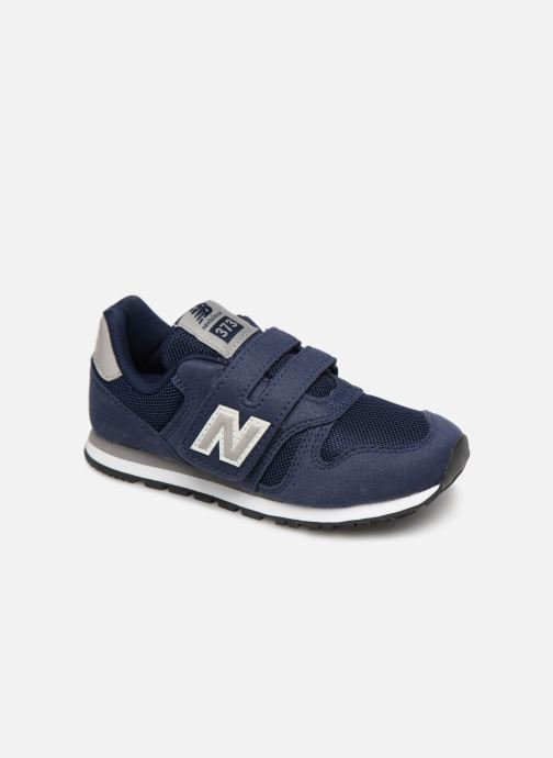 Trainers New Balance Kv373 Blue detailed view/ Pair view