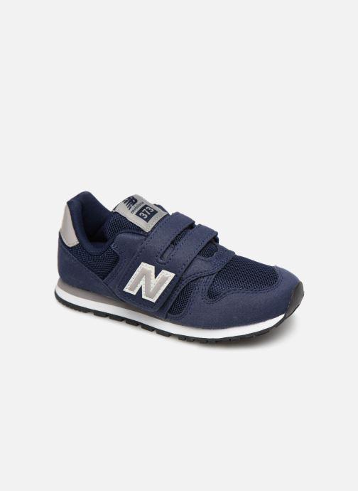 Sneakers New Balance Kv373 Blauw detail