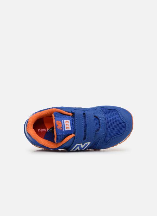 Baskets New Balance Kv373 Bleu vue gauche
