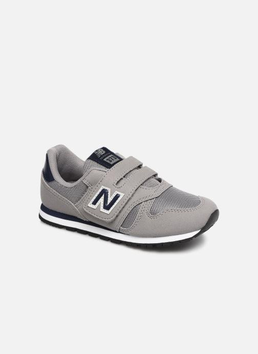 Sneakers New Balance Kv373 Grijs detail