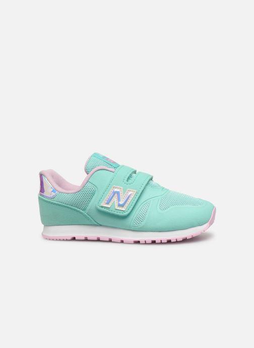 Sneaker New Balance Kv373 grün ansicht von hinten