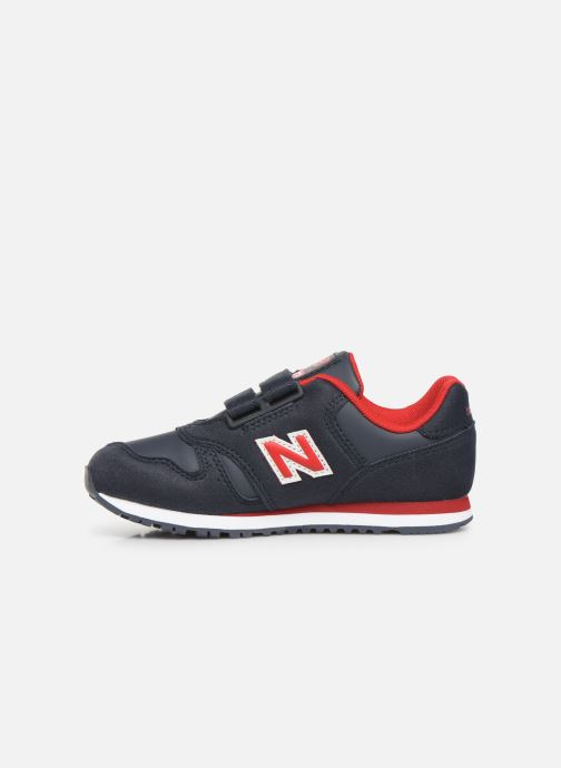 Baskets New Balance Kv373 Noir vue face