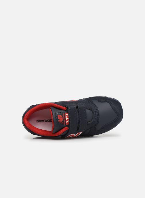 Sneaker New Balance Kv373 schwarz ansicht von links