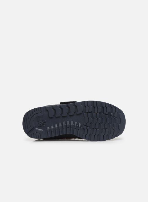 Sneakers New Balance Kv373 Blå se foroven