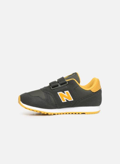 Sneaker New Balance Kv373 grün ansicht von vorne