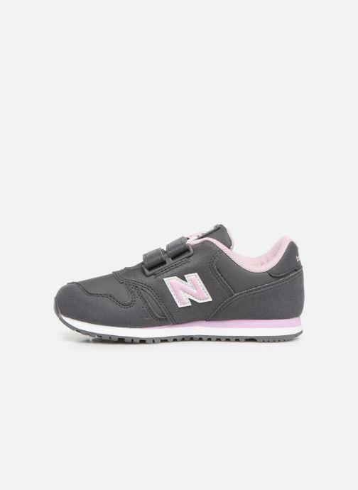 Sneaker New Balance Kv373 grau ansicht von vorne