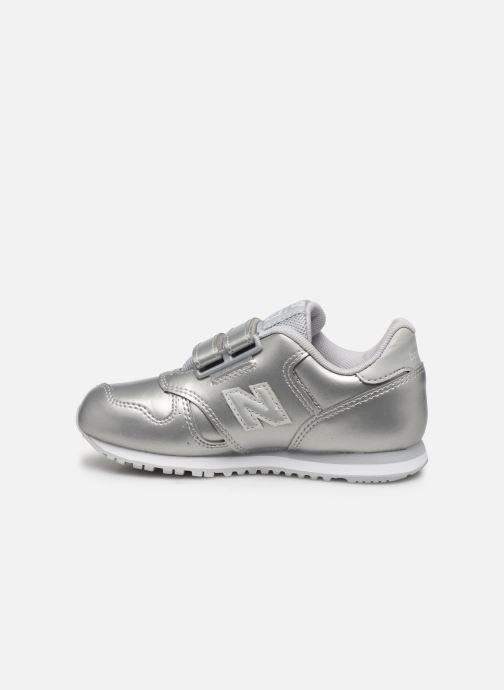 Sneakers New Balance Kv373 Argento immagine frontale