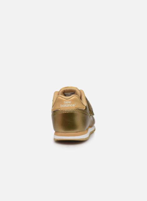 Sneakers New Balance Kv373 Goud en brons rechts
